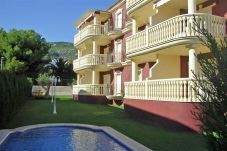Apartment with 3 rooms at 300 m from the beach