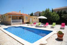 Villa in Ametlla de Mar at 3 km from the beach