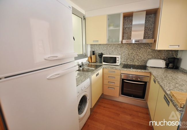 Apartment in Empuriabrava at 50 m from the beach - Ref. 86758-8