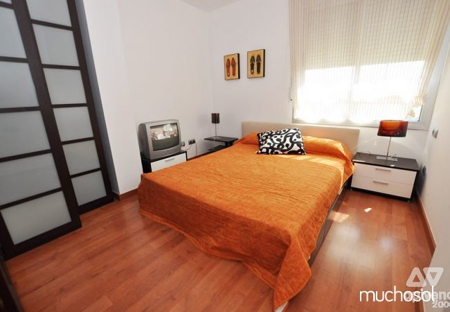 Apartment in Empuriabrava at 50 m from the beach - Ref. 86758-9