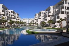 Apartment with a swimming pool 400 m from