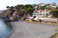 Villa with 4 bedrooms at 1 m from the beach