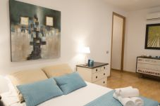 Apartment with 2 rooms at 1000 m from the beach