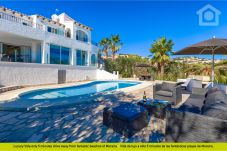 Villa in Moraira at 1800 m from the beach