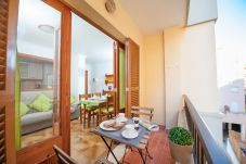 Apartment with 2 rooms at 50 m from the beach