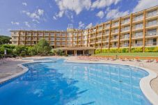 Aparthotel in Tossa del mar for 4 people with 1 bedroom