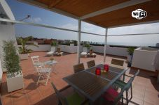 Apartment in Vera playa for 5 people with 2 bedrooms