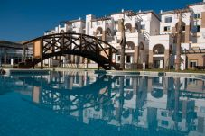 Apartment with swimming pool in Vera playa