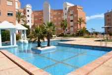 Apartment with swimming pool in Javea