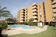 Apartment with swimming pool in El Arenal area