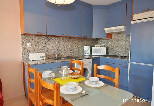 Apartment with swimming pool in Santa Margarita area, Rosas / Roses - Ref. 86767-8
