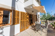 Apartment in Ses Salines at 240 m from the beach